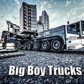 Everet Regal - Big Boy Trucks