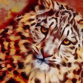 Scott Wallace - Big Cat Portrait