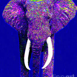 Wingsdomain Art and Photography - Big Elephant 20130201m118