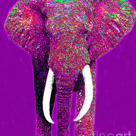 Wingsdomain Art and Photography - Big Elephant 20130201m68
