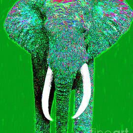 Wingsdomain Art and Photography - Big Elephant 20130201p128