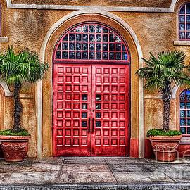 Arnie Goldstein - Big Red Doors