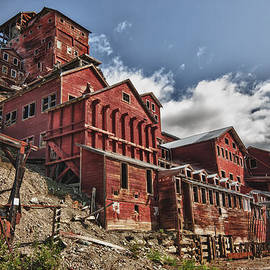 Ghostwinds Photography - Big Red Mine