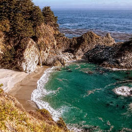 Glenn McCarthy Art and Photography - Big Sur - McWay Falls