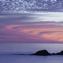 Michele Steffey - Big Sur Sunset II
