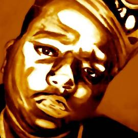Funk Art - Biggie Smalls is tha illest