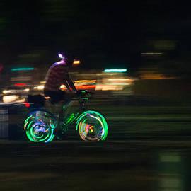Kathy Liebrum Bailey - Bike In Motion
