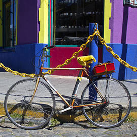 Venetia Featherstone-Witty - Bike La Boca