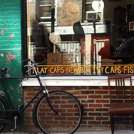 Steve Archbold - Bikes Hats Boston North End