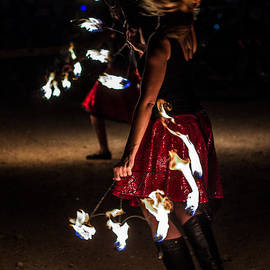 Andreas Hohl - Bilar de Fuego - Fire Dance