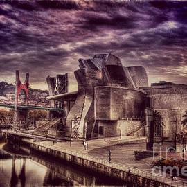 Miryam  UrZa - The Guggenheim Museum Bilbao