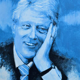 Victor Minca - Bill Clinton