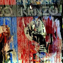 Miriam Danar - Billboard Abstract