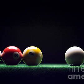 Tony Cordoza - Billiard