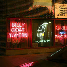 Greg Kopriva - Billy Goat Tavern