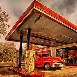 Priscilla Burgers - Bings Burger Station in Historic Old Town Cottonwood Arizona