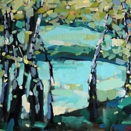Alena Kogan - Birch forest