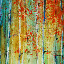 Jani Freimann - Birch Tree Forest