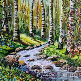 Ryszard Sleczka - Birch Tree Heaven