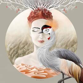 Ruta Dumalakaite - Bird of Cranes