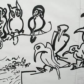 Godfrey McDonnell - Bird talk