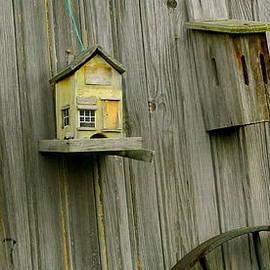 Kathy Barney - Birdhouse Fun