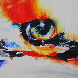 Wanda Monk - Birds Eye