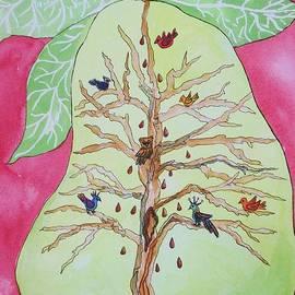 Ellen Levinson - Birds in a Pear Tree