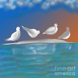 Latha Gokuldas Panicker - Birds Of Summer Breeze