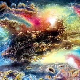 Carole  DiTerlizzi - Birth of a Galaxy