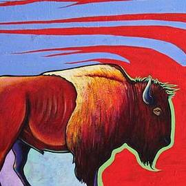 Joe  Triano - Bison in the Winds of Change