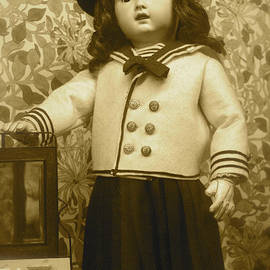 Venetia Featherstone-Witty - Bisque Antique Doll in Sailor Suit