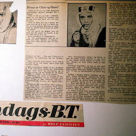 Colette V Hera  Guggenheim  - Bits from old danish article