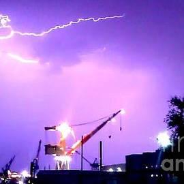 Donnie Freeman - BIW Lightning
