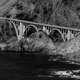 Eric Tressler - Bixby Bridge At Big Sur