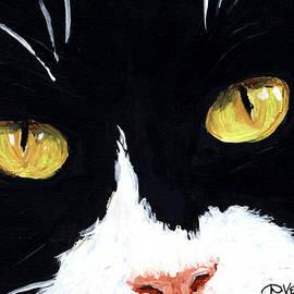 Deborah Verhoeven - Black and White Cat