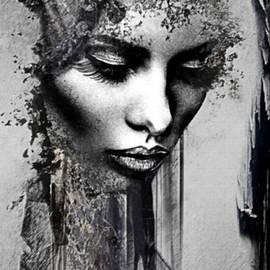 Marina Vergult - Black And White series