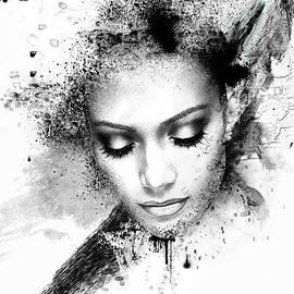 Marina Vergult - Black And White seriesWomen