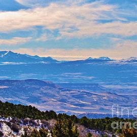 Janice Rae Pariza - Black Canyon of the Gunnison First Snow