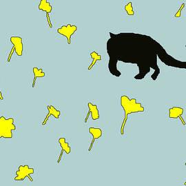 Anita Dale Livaditis - Black Cat in Spring