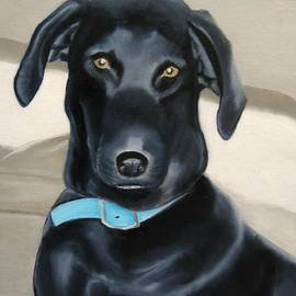 Janet Guss - Black Lab