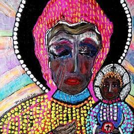 Dakos de  Sax - Black Madonna
