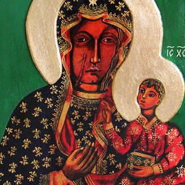 Ryszard Sleczka - Black Madonna Of Czestochowa Icon III
