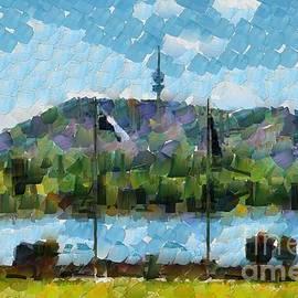 Fran Woods - Black Mountain view