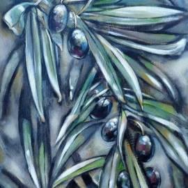 Selena Boron - Black Olive Branch 200210