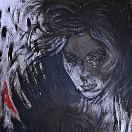 Sandro Ramani - black portrait 16 Juliette