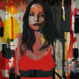 Evie Cook - Black Sash