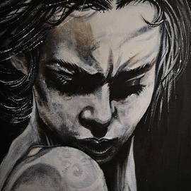 Sandro Ramani - Blackportrait 22