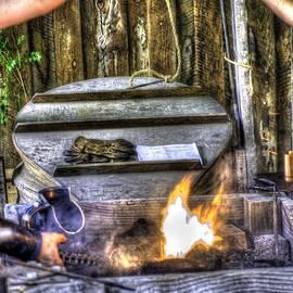 John Straton - Blacksmith Forge v2