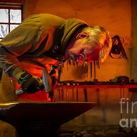 Torbjorn Swenelius - Blacksmith in Torresta